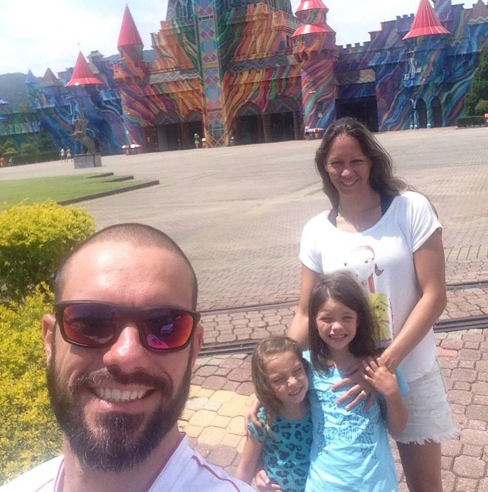Chegando no Beto Carrero World